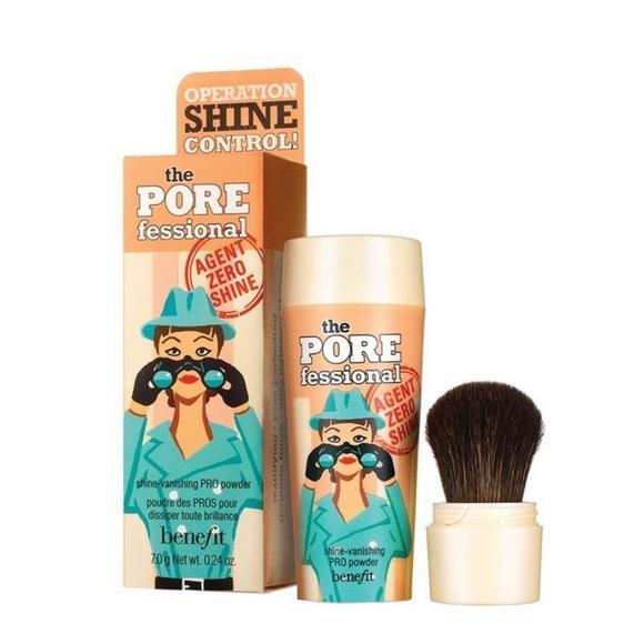 Benefit Cosmetics POREfessional Agent Zero Shine
